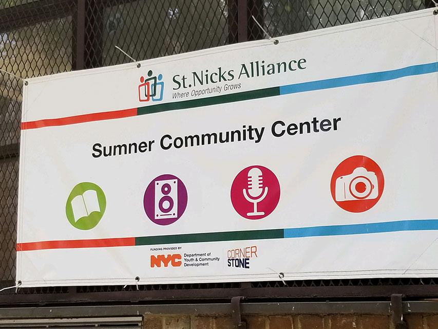 Sumner Housing - St. Nicks Alliance